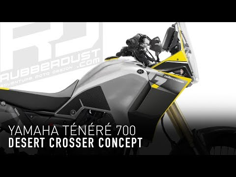Yamaha Tenere  Desert Crosser Concept