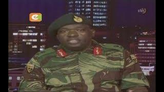 Jeshi lachukua mamlaka ya utawala jijini Harare