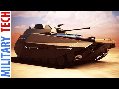 Israeli Military Industries CARMEL Future Combat Vehicle