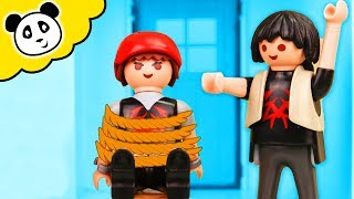 Playmobil Polizei - Kevin wird entführt - Teil 2 - Playmobil Film