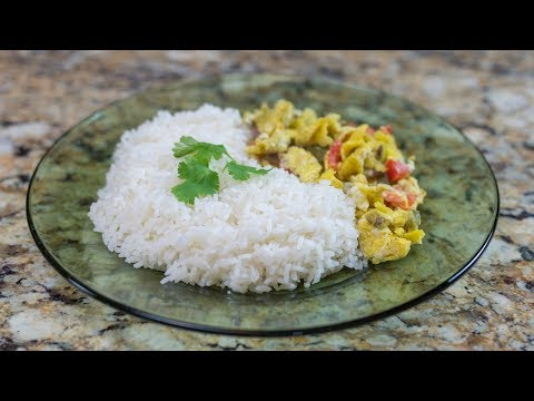 How To Make White Rice (Dominican Style)