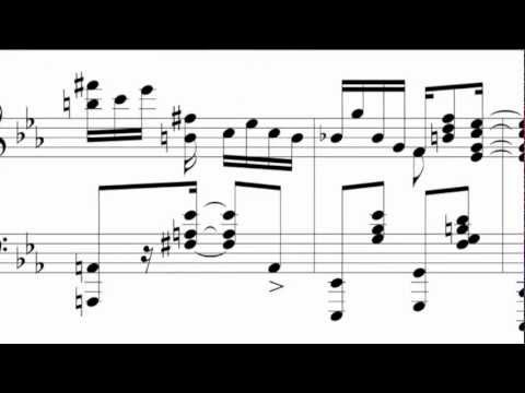Artistic Rag (Mvt 3)  ~ The New England Ragtime Suite ~ Aaron Robinson
