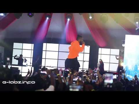 Omarion Live Performance in Kenya #AfropopKE