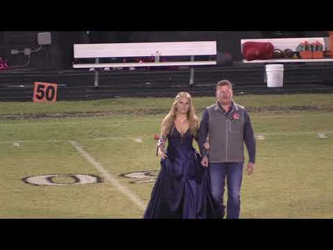 Magnet Cove High School Homecoming 2020