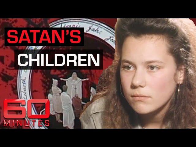 Teresa's daring escape from brutal satanic cult and bizarre rituals | 60 Minutes Australia