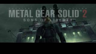 Metal Gear Solid 2 PC Gameplay (With V