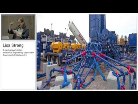 Understanding the Chemical Composition of Hydraulic Fracturing (Waste) Water