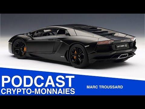 Acheter une Lamborghini avec de la Crypto-monnaie (PODCAST #11)