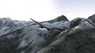 - FS2004 - Flying in the Alaska -