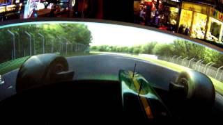 SYM 026 Formula 1 simulator @ Andretti Indoor Karting & Games