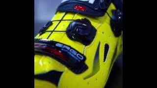 New SIDI Ergo 4 Carbon in Yellow