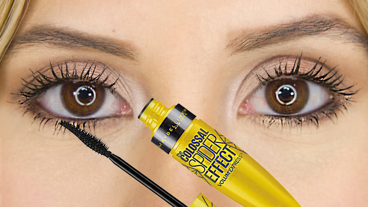 7132bacda39 Maybelline Colossal Spider Effect Mascara - Be Careful Of Tarantula Lashes