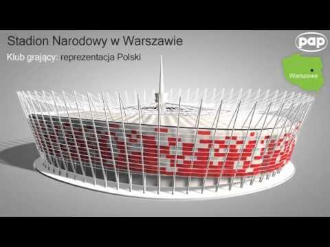 stadion narodowy w warszawie animacja 3d youtube. Black Bedroom Furniture Sets. Home Design Ideas