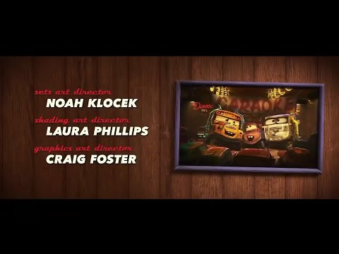 Cars 3 End Credits Hd Youtube