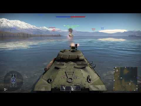 Tanks vs Ship