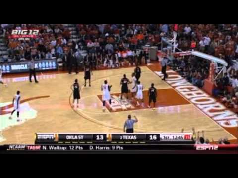 2010-2011 Men's Basketball All-Big 12 Team and Individual Awards