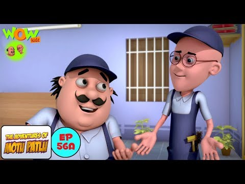 Office Cleaning - Motu Patlu in Hindi WITH ENGLISH, SPANISH & FRENCH SUBTITLES