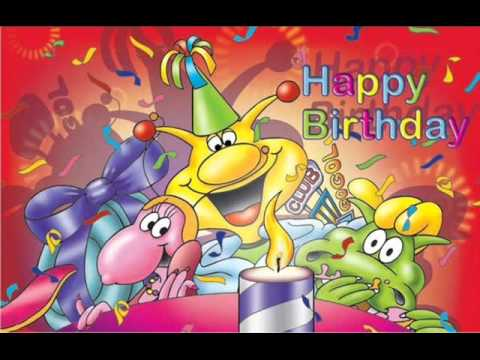 Happy Birthday In Salsa Music Youtube