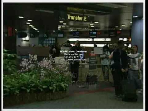 singapore changi international airport arrivals youtube. Black Bedroom Furniture Sets. Home Design Ideas