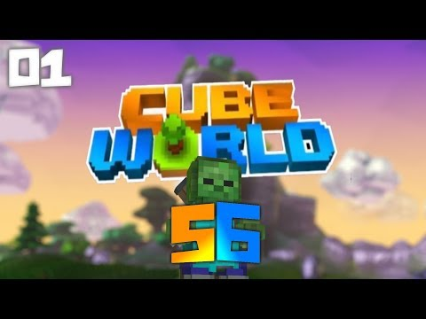 Cube World S6 | Episode 1 | A WHOLE NEW WORLD