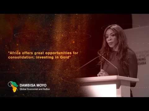 Mining Indaba 2017: Dambisa Moyo - Global Economist and Author
