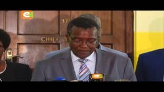 Maraga amtetea Jaji Odunga dhidi ya shutuma za Jubilee