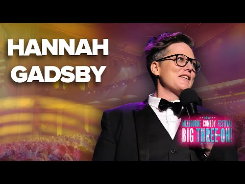 Hannah Gadsby  The Big Three Oh! Ep 5