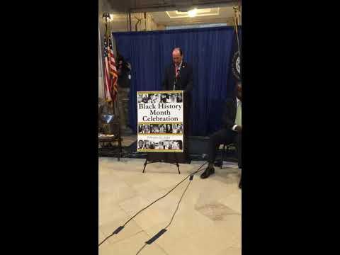 Black History Month Celebration: House Democratic Leader Rocky Adkins