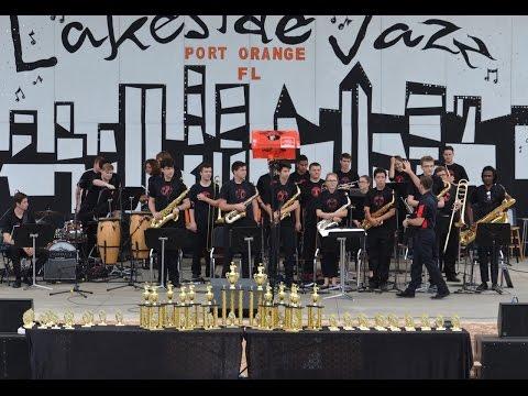 2017 THS Jazz Bands at Lakeside