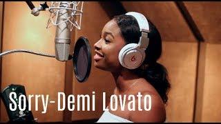 Sorry-Demi Lovato/ Ariana Grande- The Way (Coco Cover) YouTube Videos