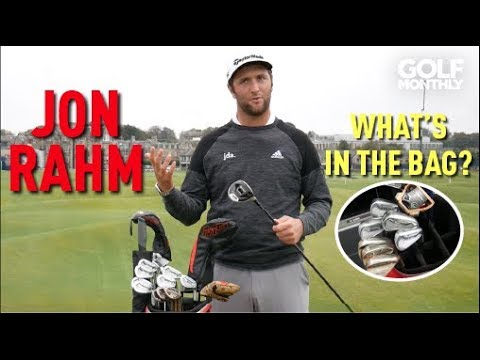 JON RAHM: WHAT'S IN THE BAG?! Golf Monthly