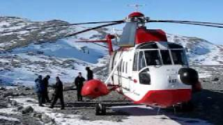 helicopter flight to the glacier greenland ilulissat
