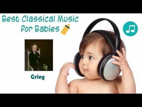Best Classical Music For Babies, Edvard Grieg, Morning Mood, Peer Gynt Suite 胎教古典樂 葛利格 晨歌 皮爾金組曲
