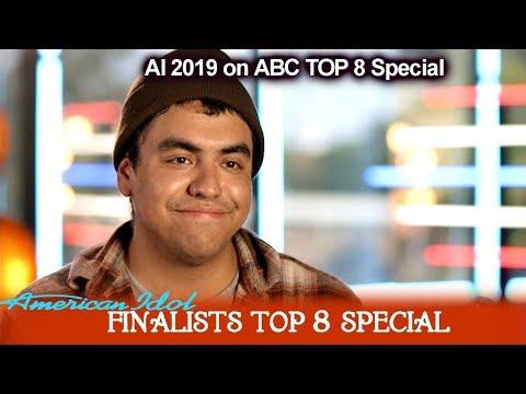 Alejandro Aranda Part 1 Meet Your Finalists   American Idol 2019 Top 8