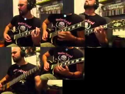 The Final Countdown - EUROPE by Matias Martinez (Joey Tempest vocals)
