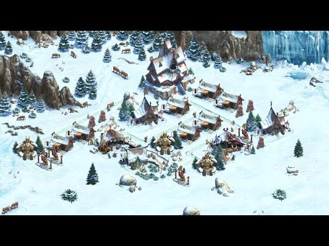 Forge of Empires - Cultural Settlements Interview
