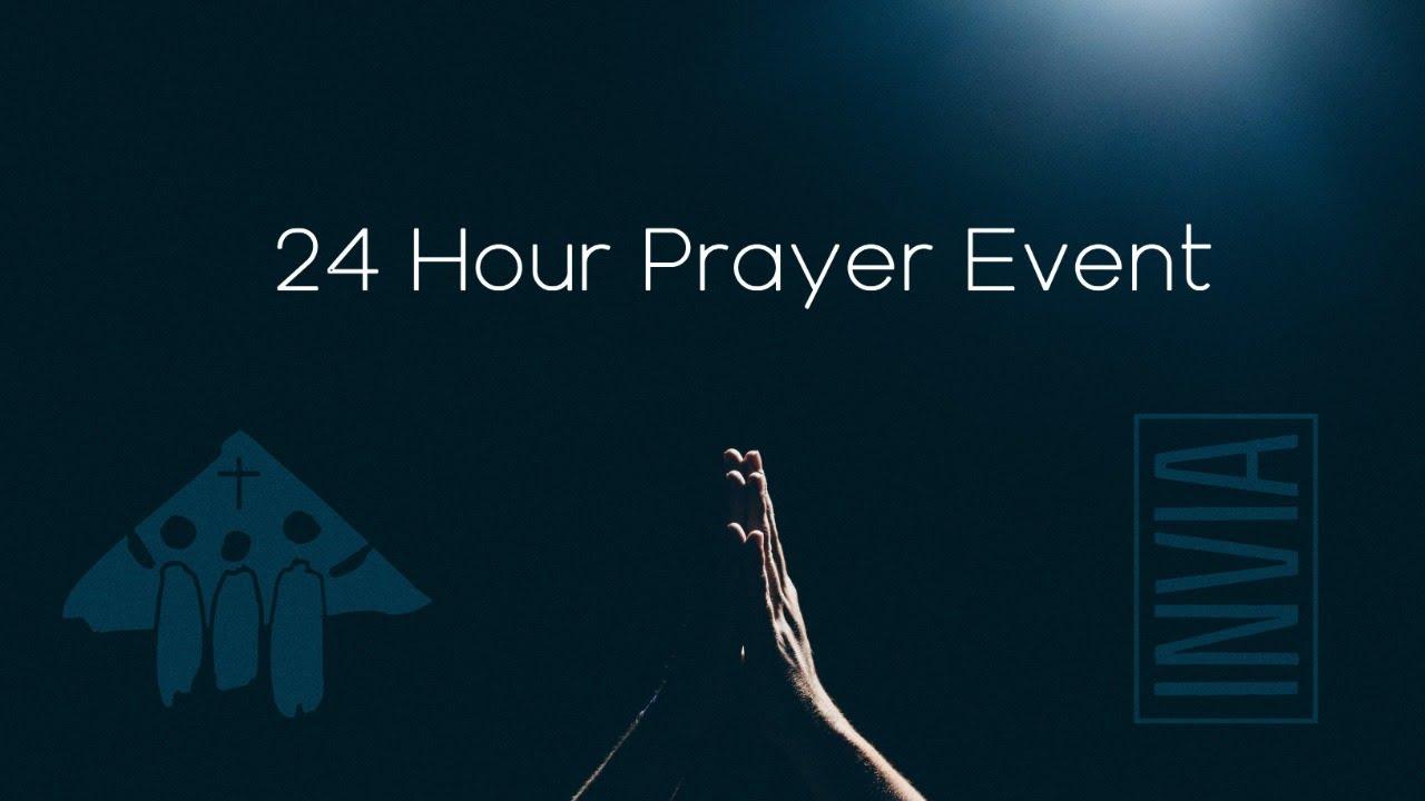 24 hour line prayer 24
