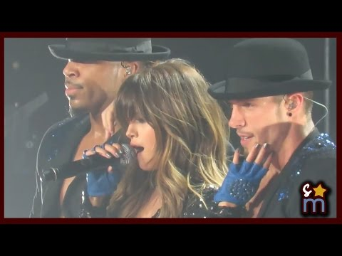 "Selena Gomez - ""Hands to Myself"" Live at Staples Center 