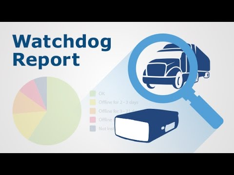 How to Monitor Health of Devices Through the Watchdog Report in MyGeotab | Fleet Productivity