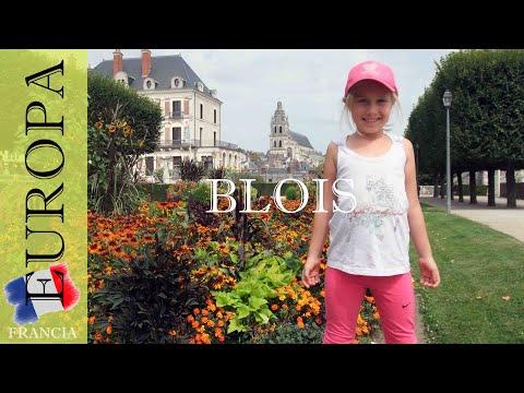 Centro histórico de Blois | FRANCIA #4