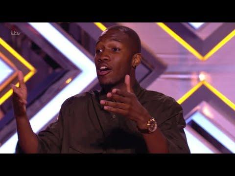 Reuel Elijah: Soulful 21 Year Old Singer/Rapper Makes Judges Sing Along! The X Factor UK 2017