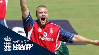 ODI Flashback - Flintoff Bowls Two Unplayable Yorkers In 4-29 Spell v Bangladesh 2005