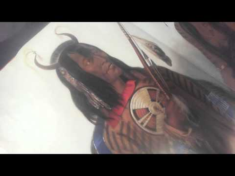 Native Americans were a Black (NOT AFRICAN BUT YASHARAHLA) PT 1
