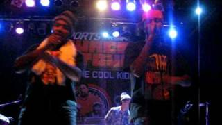The Cool Kids - Mikey Rocks/A Little Bit Cooler - Live at The Phoenix Toronto, On
