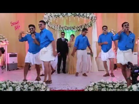 Premamennal Enthanu Penne - Wedding Dance