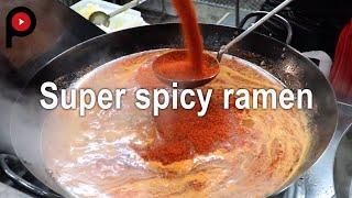 Super spicy ramen / Moko Tanmen Nakamoto thumbnail