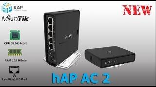 hAP AC 2 (RBD52G-5HacD2HnD-TC)
