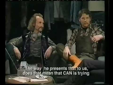 Can  - Interview in 1977 (with Klaus Schulze)