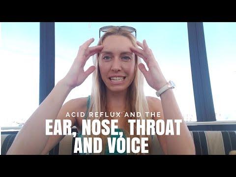 LPR EXPLAINED: Acid Reflux: Ear, Nose, Throat, And Voice Symptoms