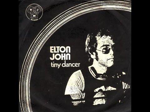 Elton John Tiny Dancer 1971 With Lyrics Youtube